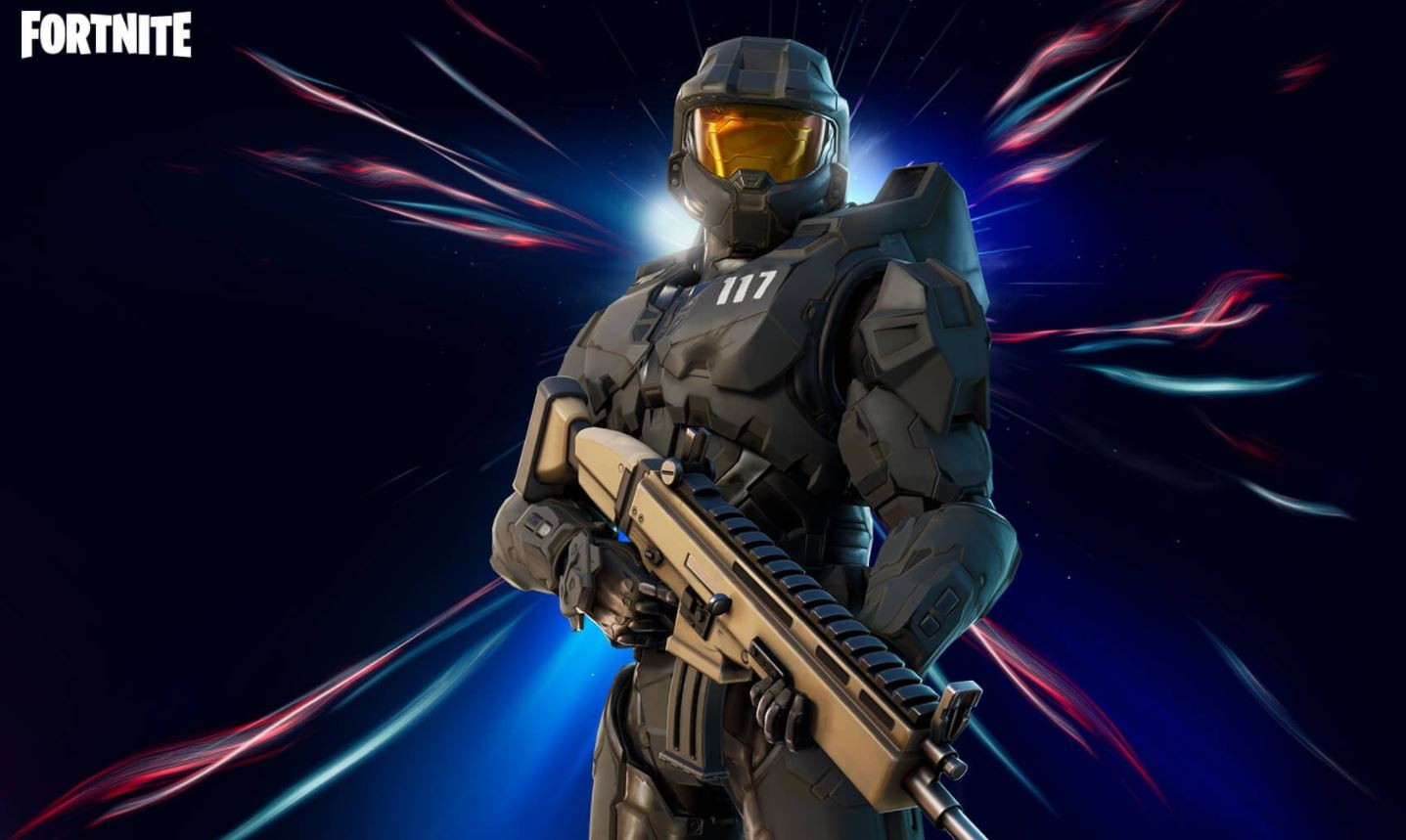 Cómo conseguir Master Chief Fortnite Matte Black
