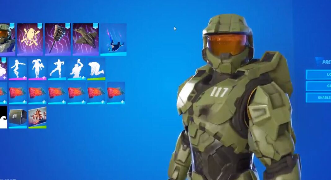'Fortnite' adds Halo's Master Chief and a playable Blood Gulch