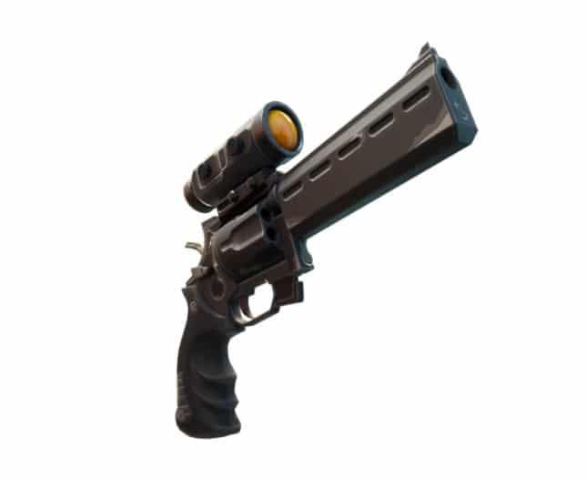 Night Hawk Exotic Fortnite Weapon