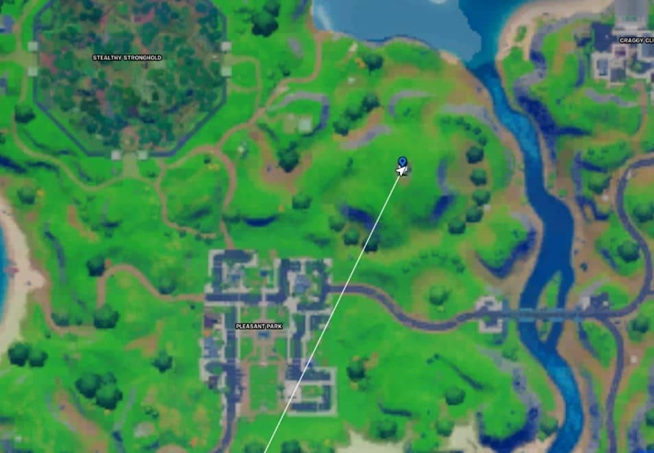 Fortnite Remedy Map Location