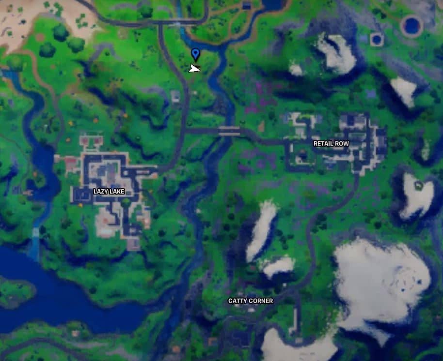 Fortnite Stone Statue Locations 2