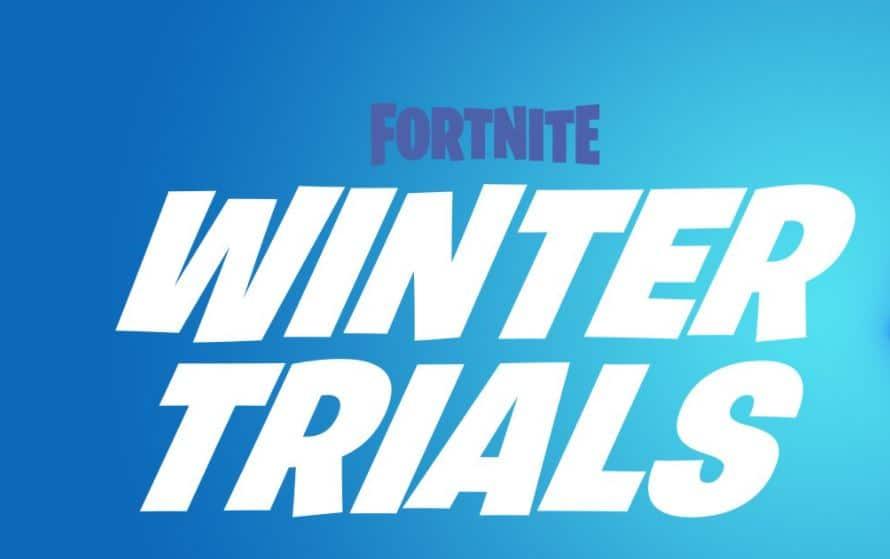 Pruebas de invierno de Fortnite