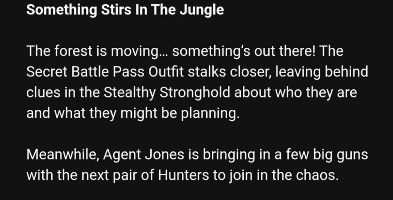 Fortnite season 5 secret skin