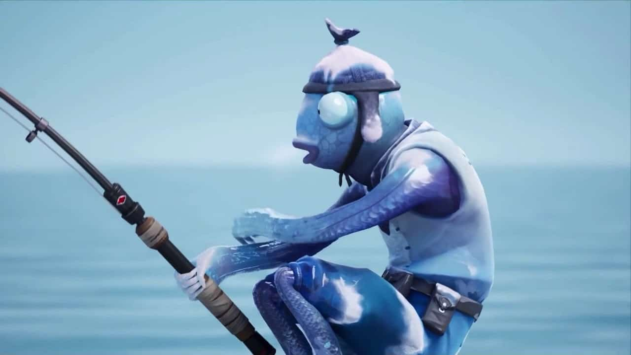 Fortnite Fishstick