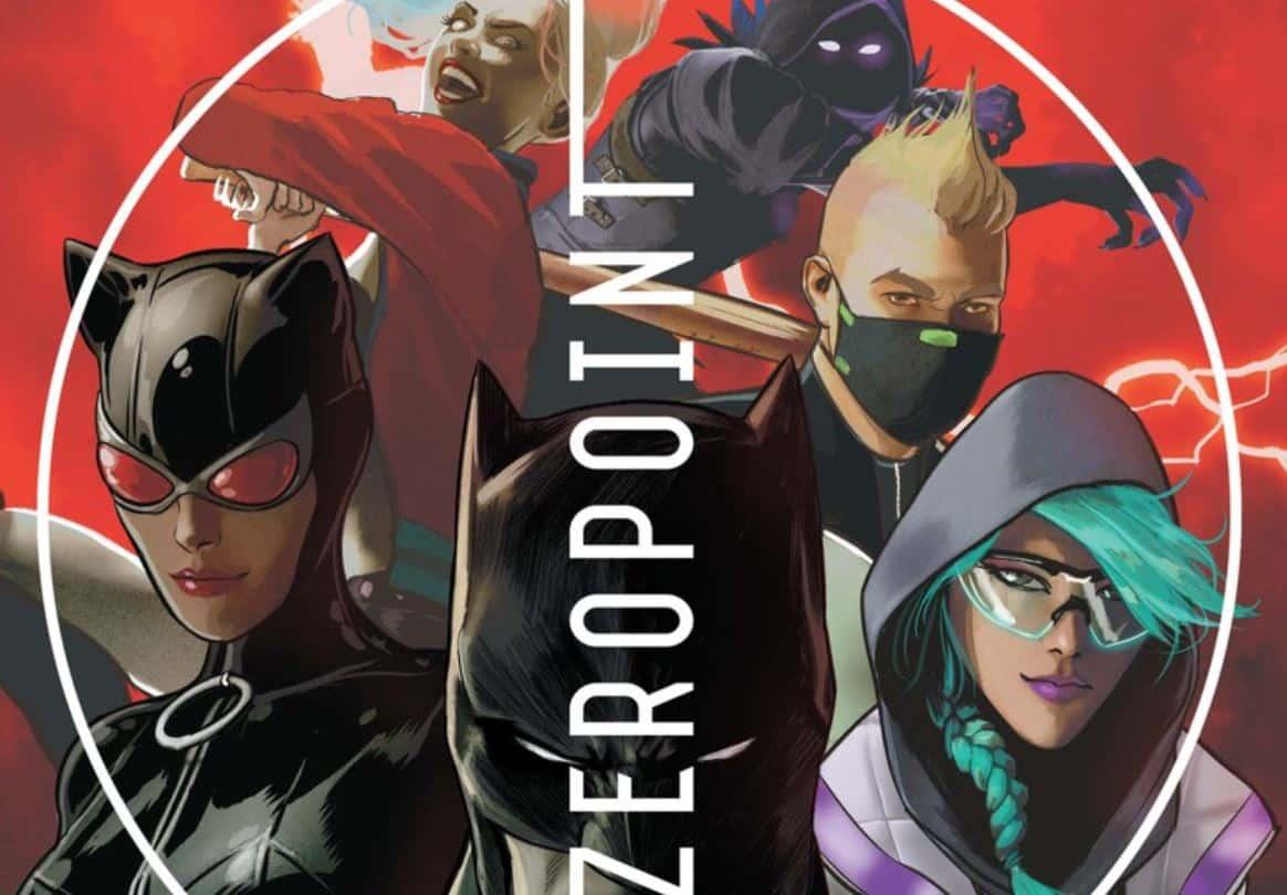 Universo infinito de Fortnite X DC