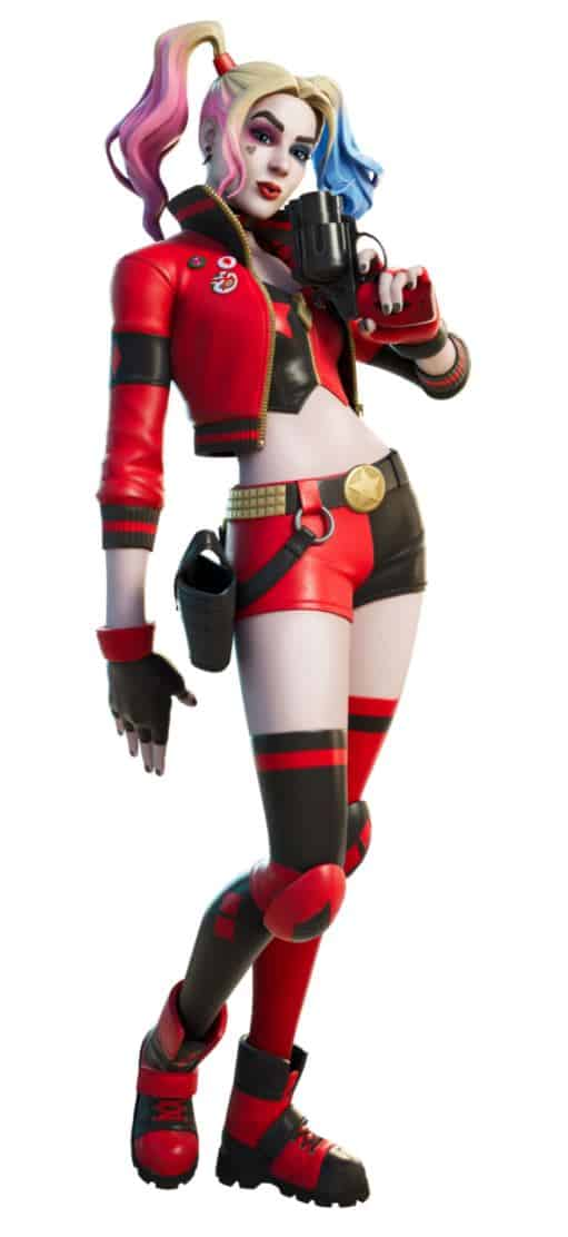 Harley Quinn Rebirth Fortnite